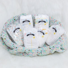 Newborn Babes Diaper Sampler Package | Diaper Dabbler