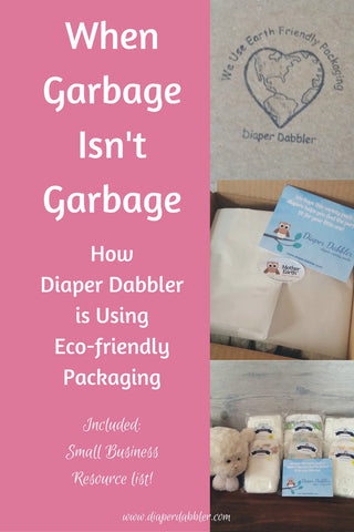 When Garbage Isn't Garbage: How Diaper Dabbler is Using Eco-friendly Packaging
