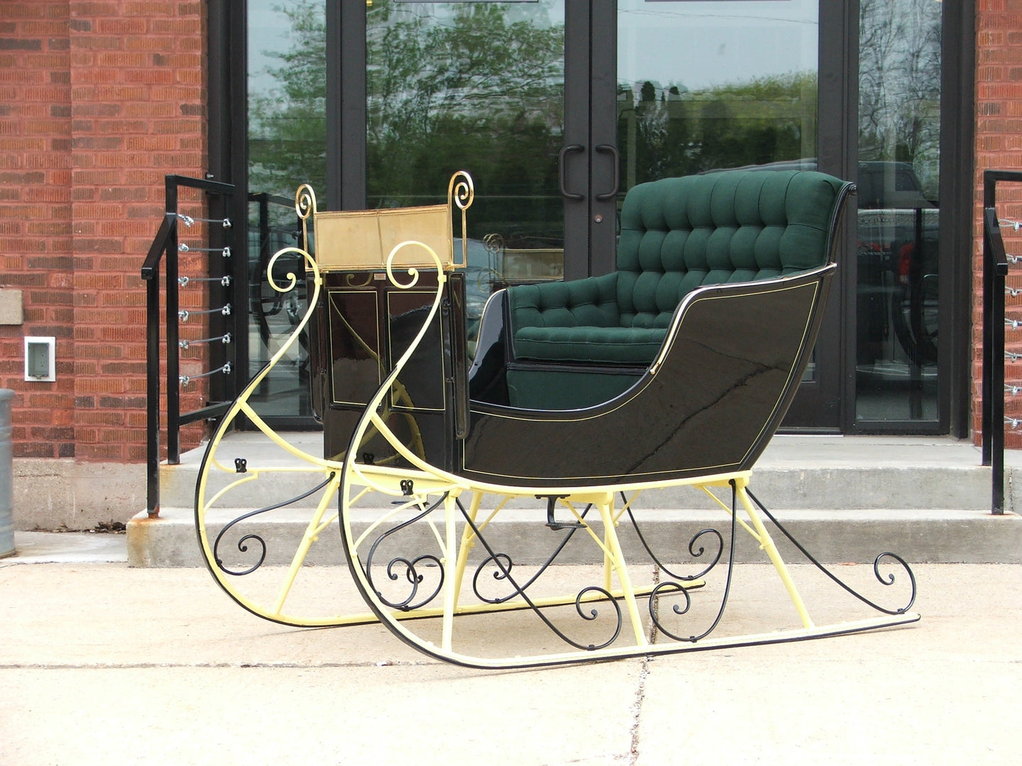 Antique Horse Drawn Sleighs