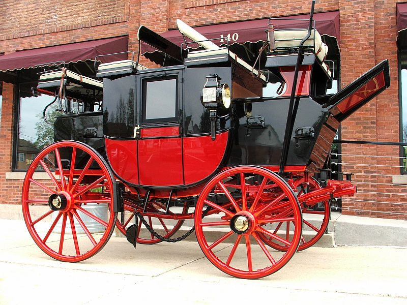 Antique Horse Carriages