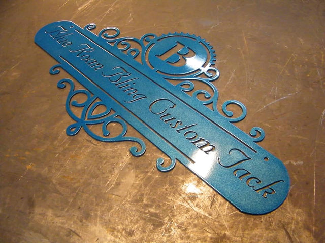 Custom Made Business Signs