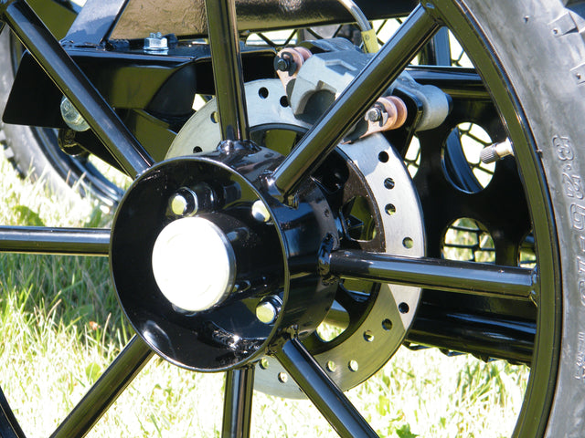 Ray Option- Rear Disc Brakes