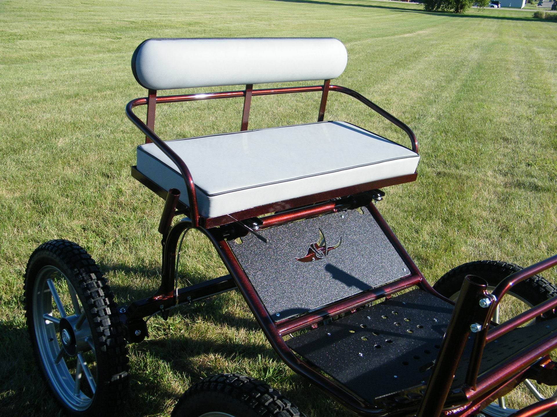 Ray Option - Wide Frame w/ Double Front Seat - Upgrade
