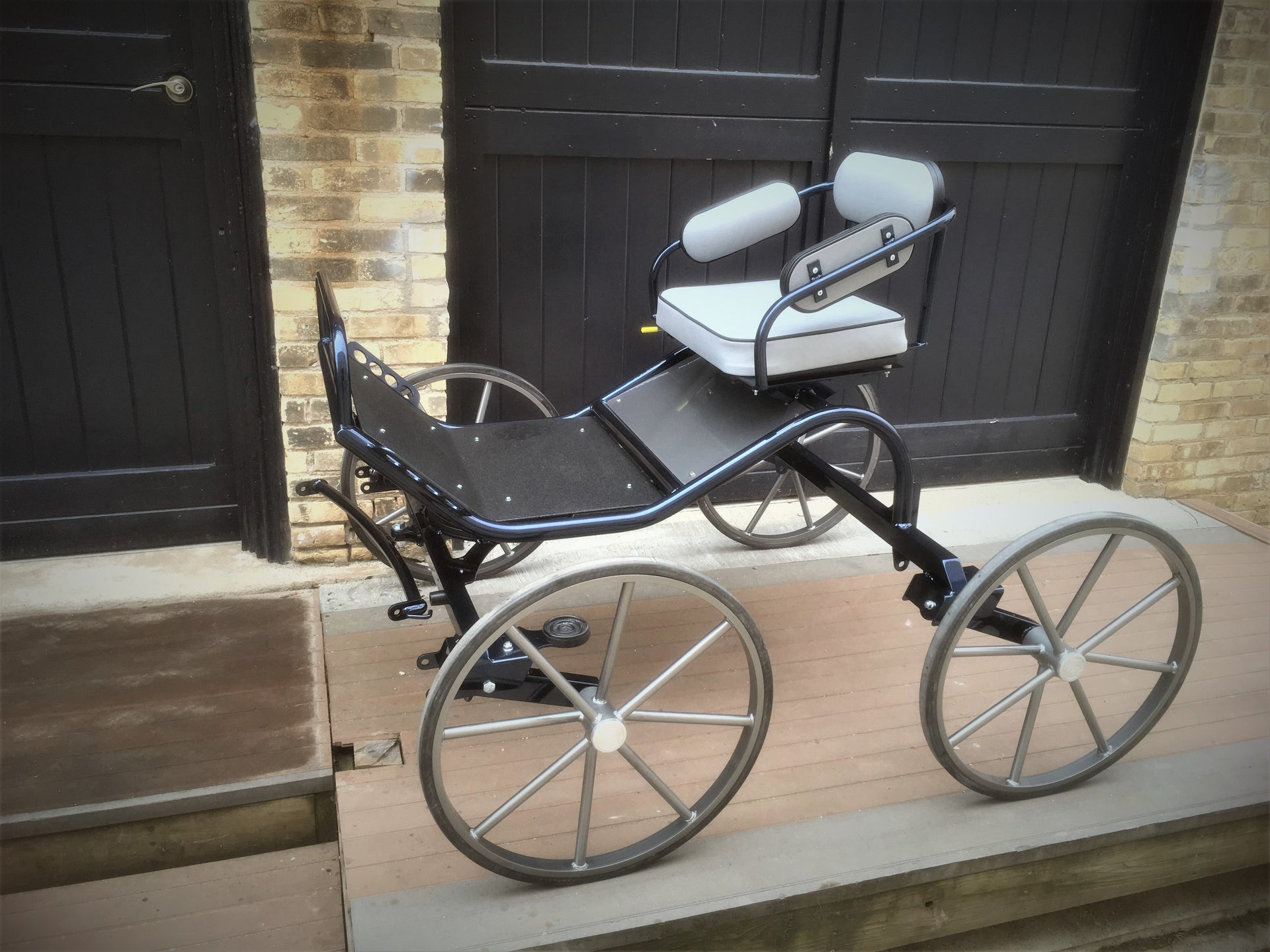 Sport-Ray Combination Marathon - Small to Medium Pony - Single Seat Base Model