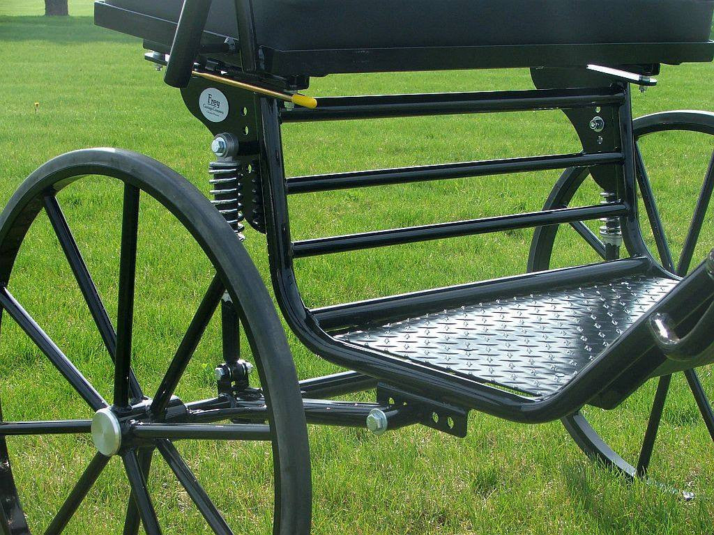 C Small Pony Sprint Cart From Frey Carriage Company