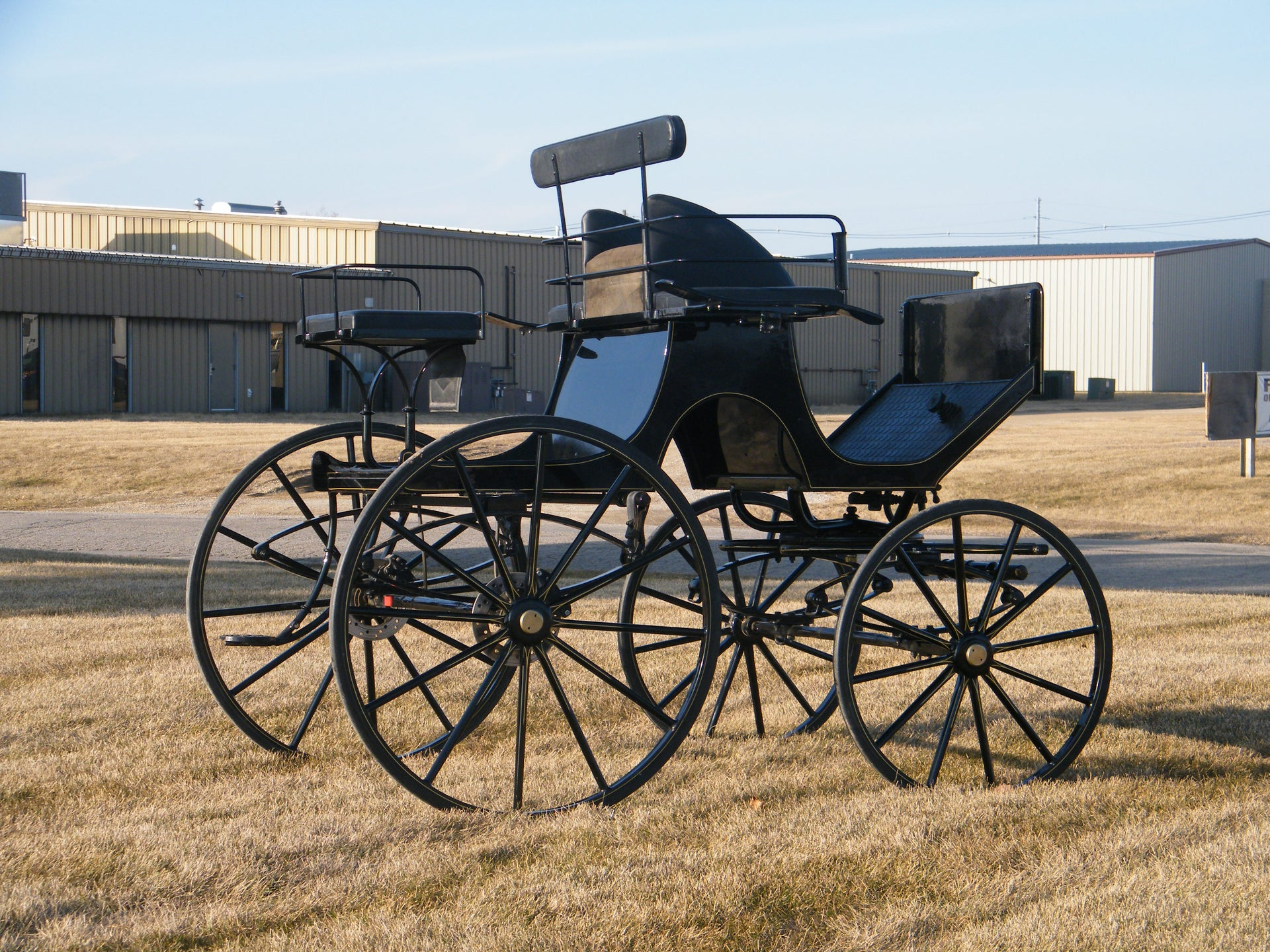 Presentation Phaeton - Pre-owned