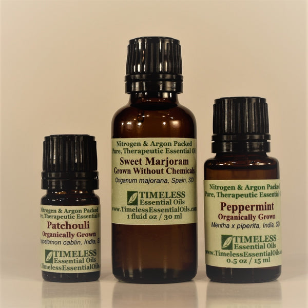 Therapeutic Essential Oils, CO2 extracts & Absolutes