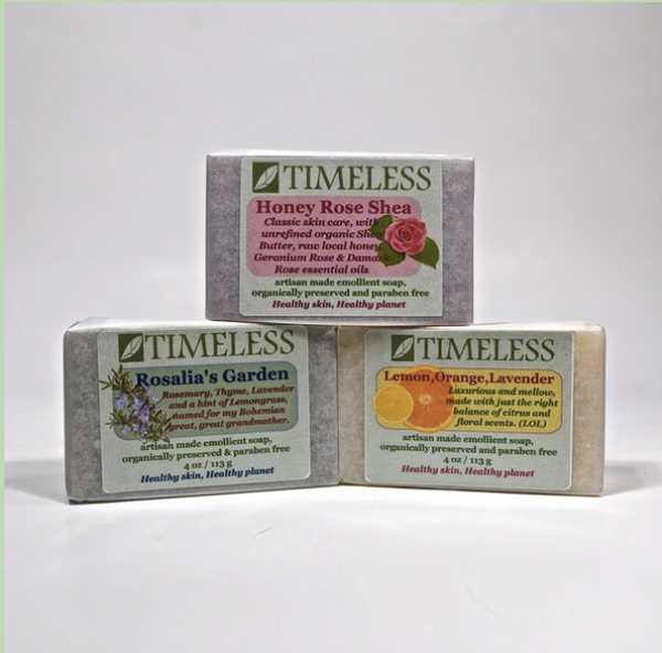 Natural Soaps and Personal Care