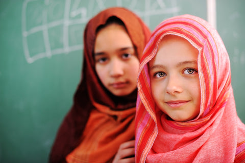 Helping provide educational opportunities for girls worldwide.