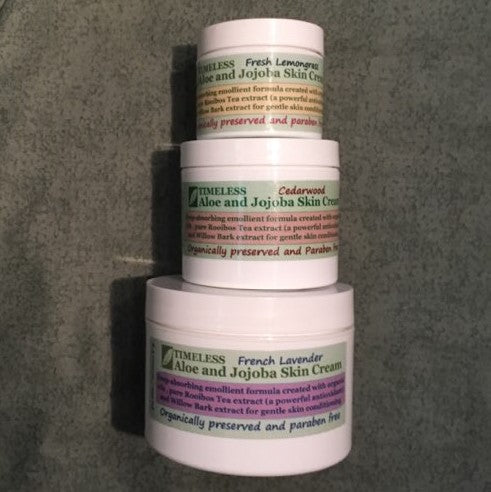 Aloe and Jojoba Skin Cream