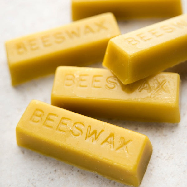Beeswax, Raw Yellow