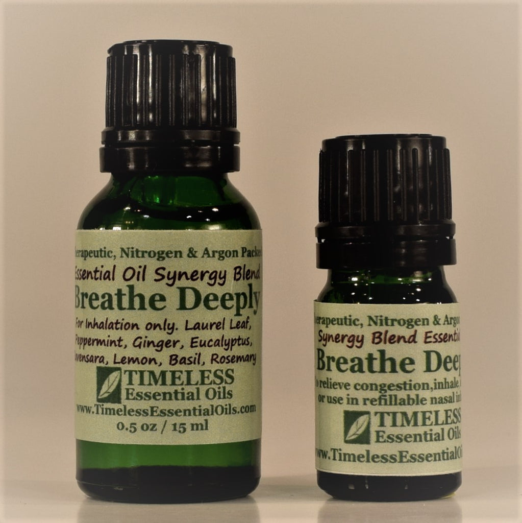 Breathe Deeply Synergy Blend