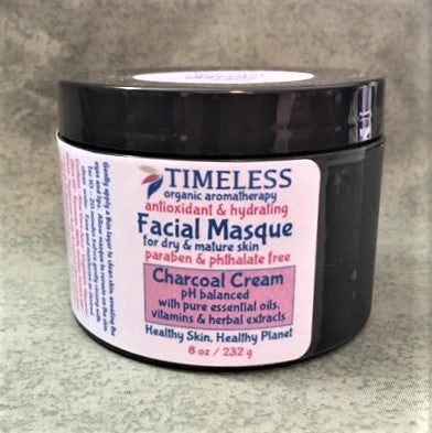 Charcoal Facial Masque Cream