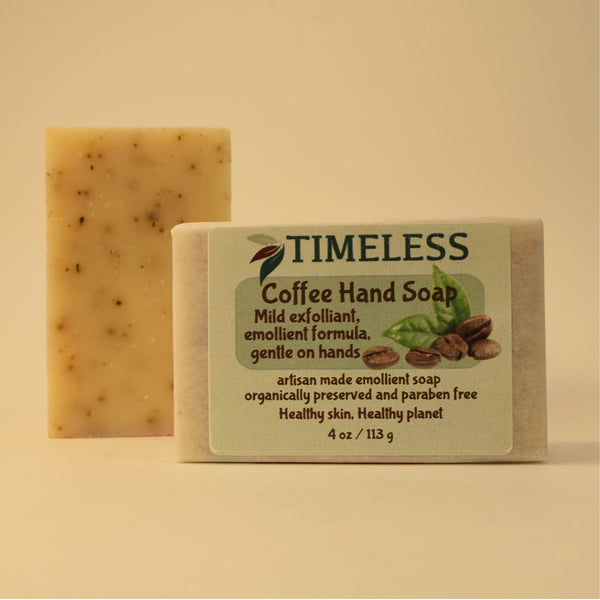 Emollient Bar Soap - Coffee Hand Soap