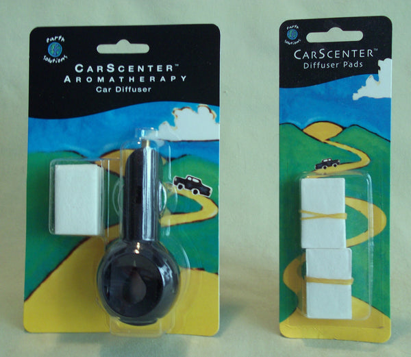Car Scenter Plug-in Aromatherapy Diffuser