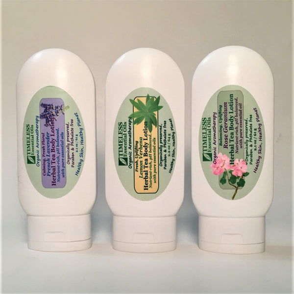 TIMELESS Herbal Tea Body Lotion