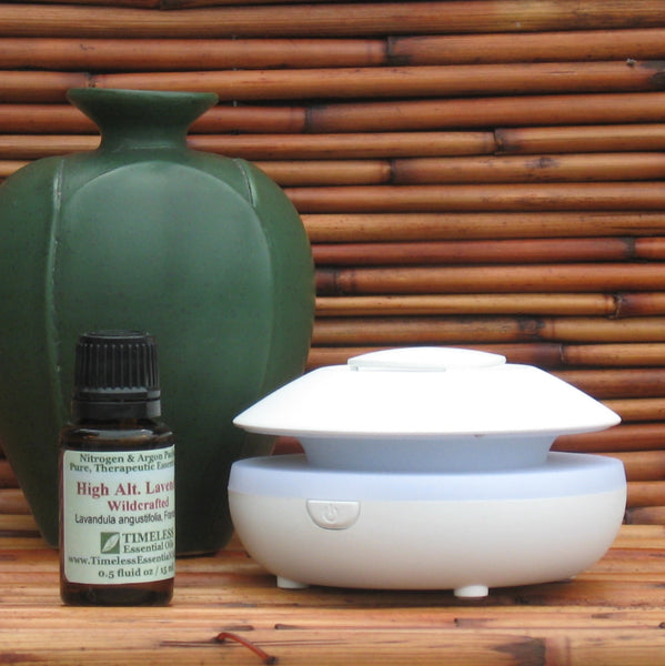 Lily Aromatherapy Diffuser