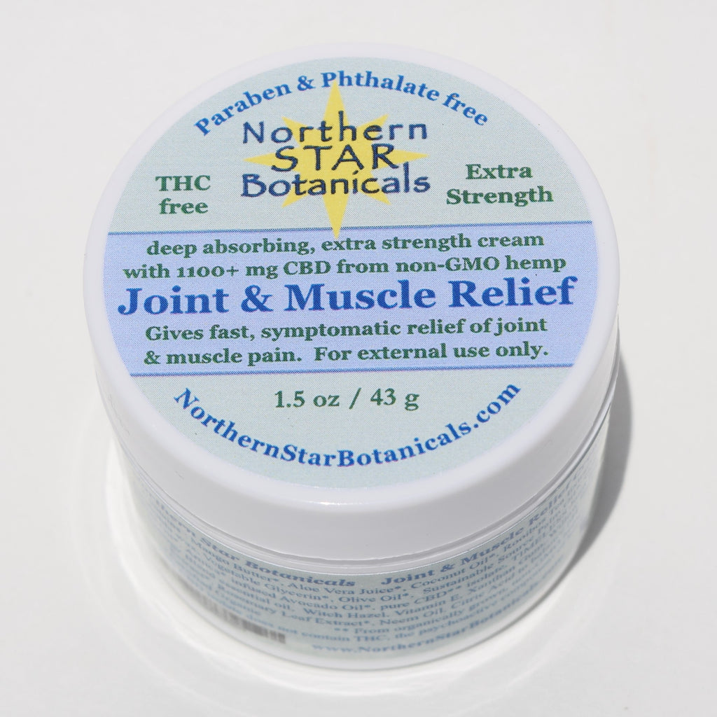 Joint & Muscle Relief Cream
