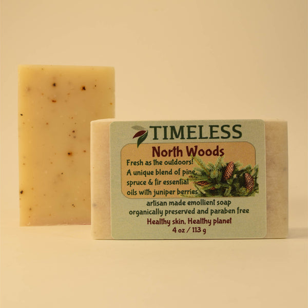 Emollient Bar Soap - North Woods