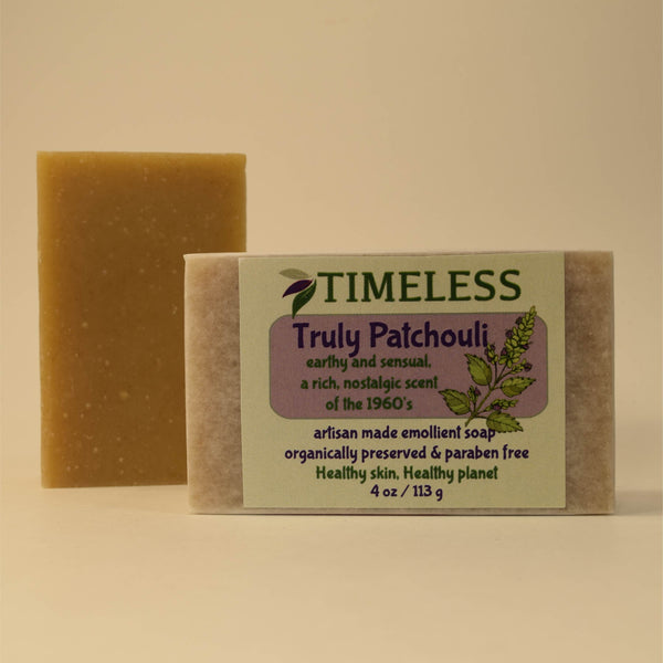 Emollient Bar Soap - Truly Patchouli