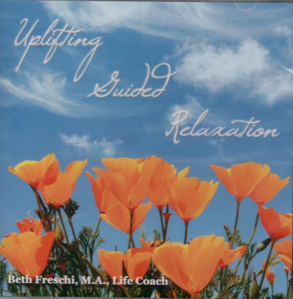 Uplifting Guided Relaxation CD