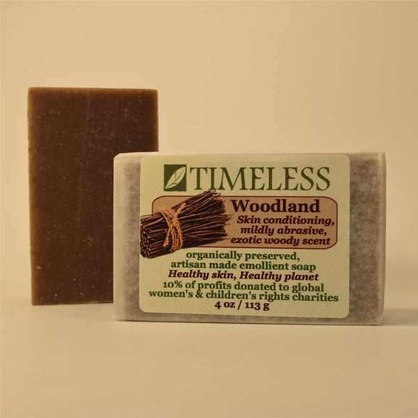 Emollient Bar Soap - Woodland