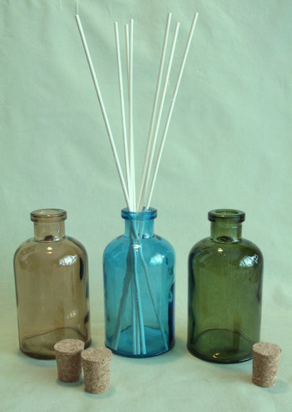 Recycled Glass Reed Diffuser (Apothecary)