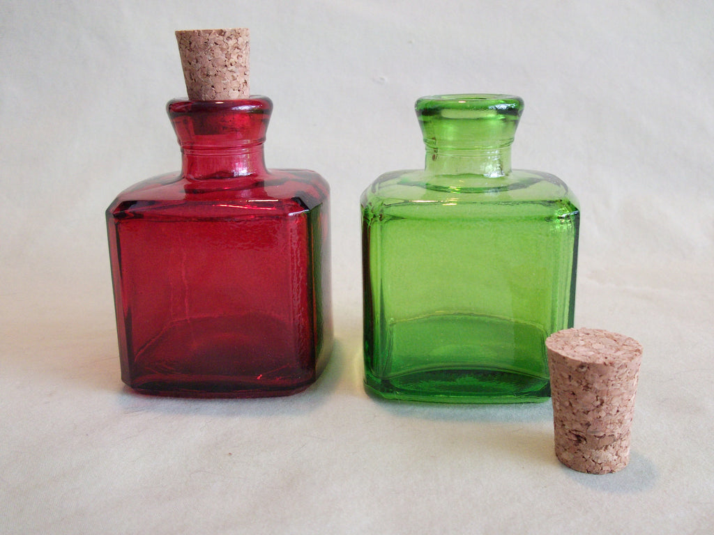 Recycled Glass Reed Diffuser (Ink Bottle)