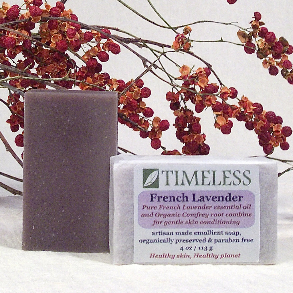 Emollient Bar Soap - French Lavender