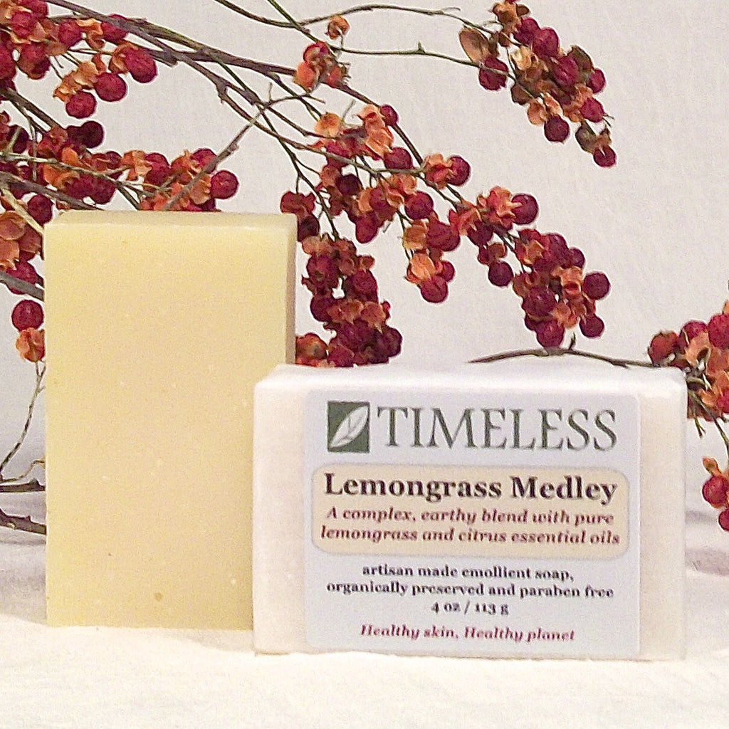 Emollient Bar Soap - Lemongrass Medley