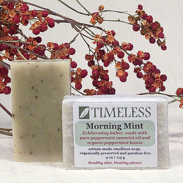 Emollient Bar Soap - Morning Mint