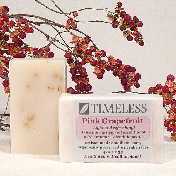 Emollient Bar Soap - Pink Grapefruit