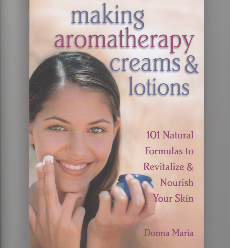 Making Aromatherapy Creams & Lotions