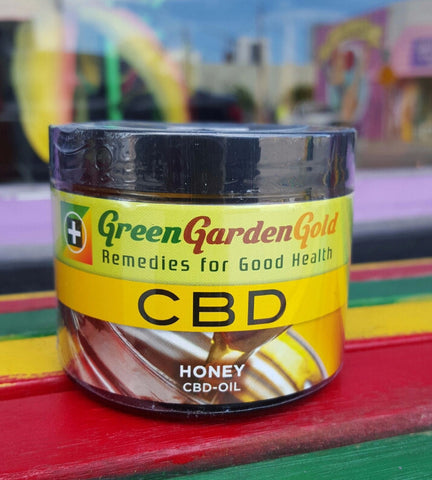 Green Garden Gold CBD Honey 500mg