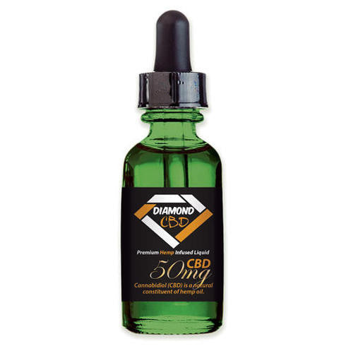 Diamond CBD Oil 50mg