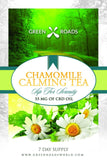 Green Roads CBD Chamomile Calming Tea