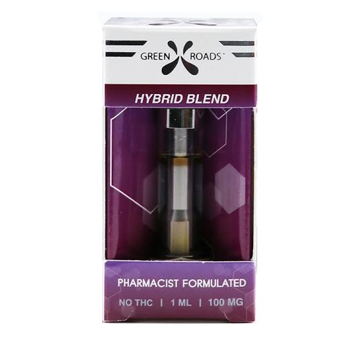Green Roads CBD Vape Cartridge