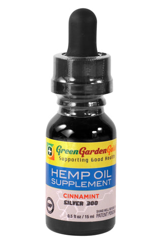 Green Garden Gold CBD Oil 300mg