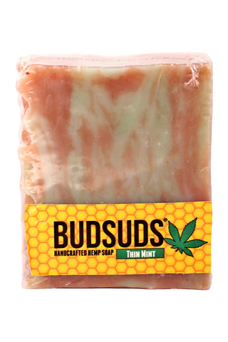 BudSuds Handcrafted CBD Hemp Soap