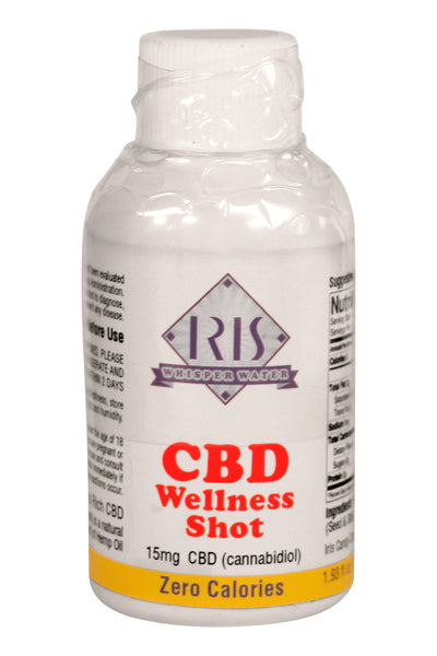 Iris CBD Wellness Shot 15mg