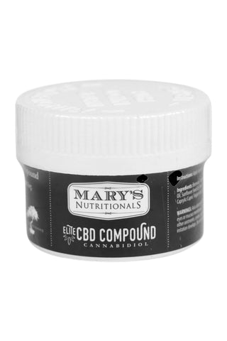 Mary's Nutritionals Elite CBD Compound 100mg