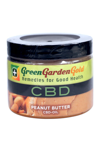 Green Garden Gold CBD Peanut Butter 500mg