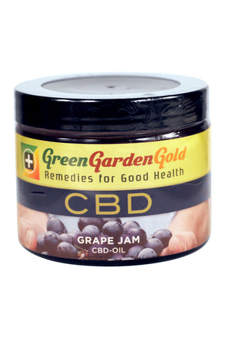 Green Garden Gold CBD Grape Jam 500mg