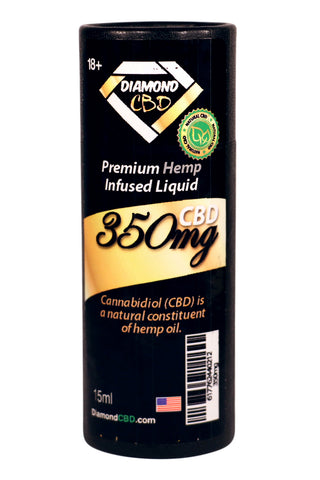 Diamond CBD Oil 350mg