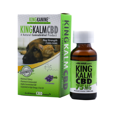 KingKalm Pet CBD