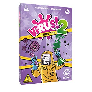 Virus 2 Evolution (+8 años)