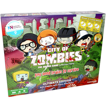 City of Zombies (+6años)
