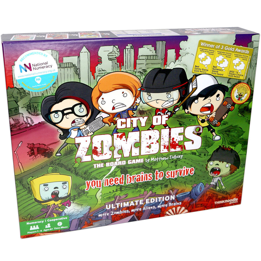 City of Zombies (+6 años)