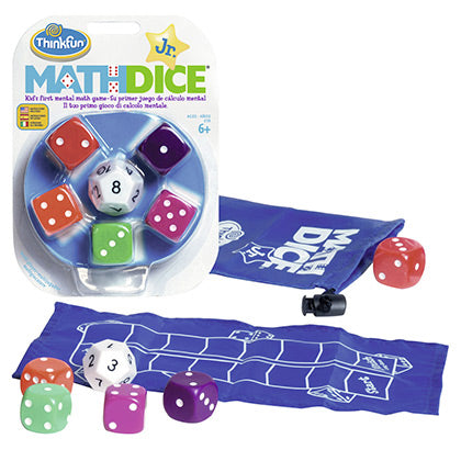 Math dice Jr. (+6 años)