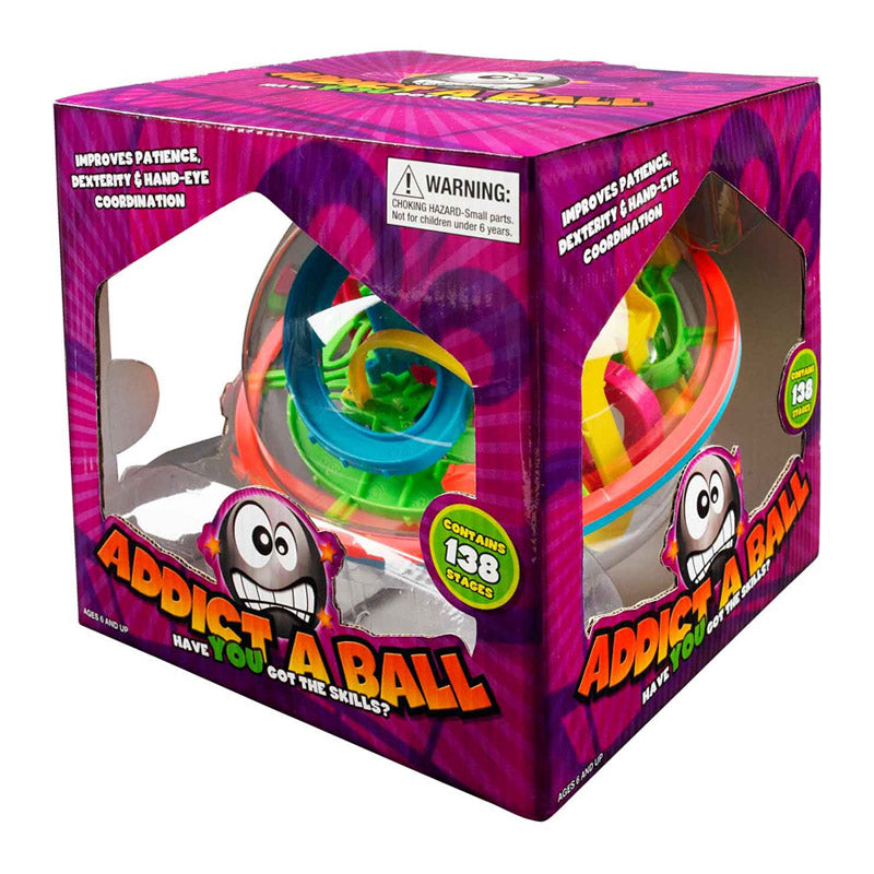 Laberinto Addict-A-Ball (+6años)